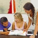 Miami  - Etats-Unis - Mini groupe langue des affaires