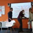 Manchester - Angleterre - Cours de groupe langue générale