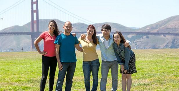 Séjour linguistique à San Francisco